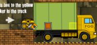 kamyon yükleme oyunu beceri
