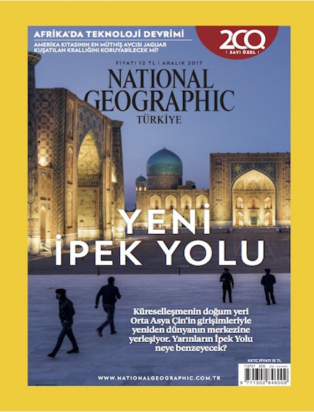 National Geographic Aralık 2017
