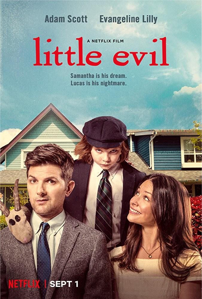 Küçük Şeytan - Little Evil (2017) Türkçe Dublaj 720p WEBRip İndir