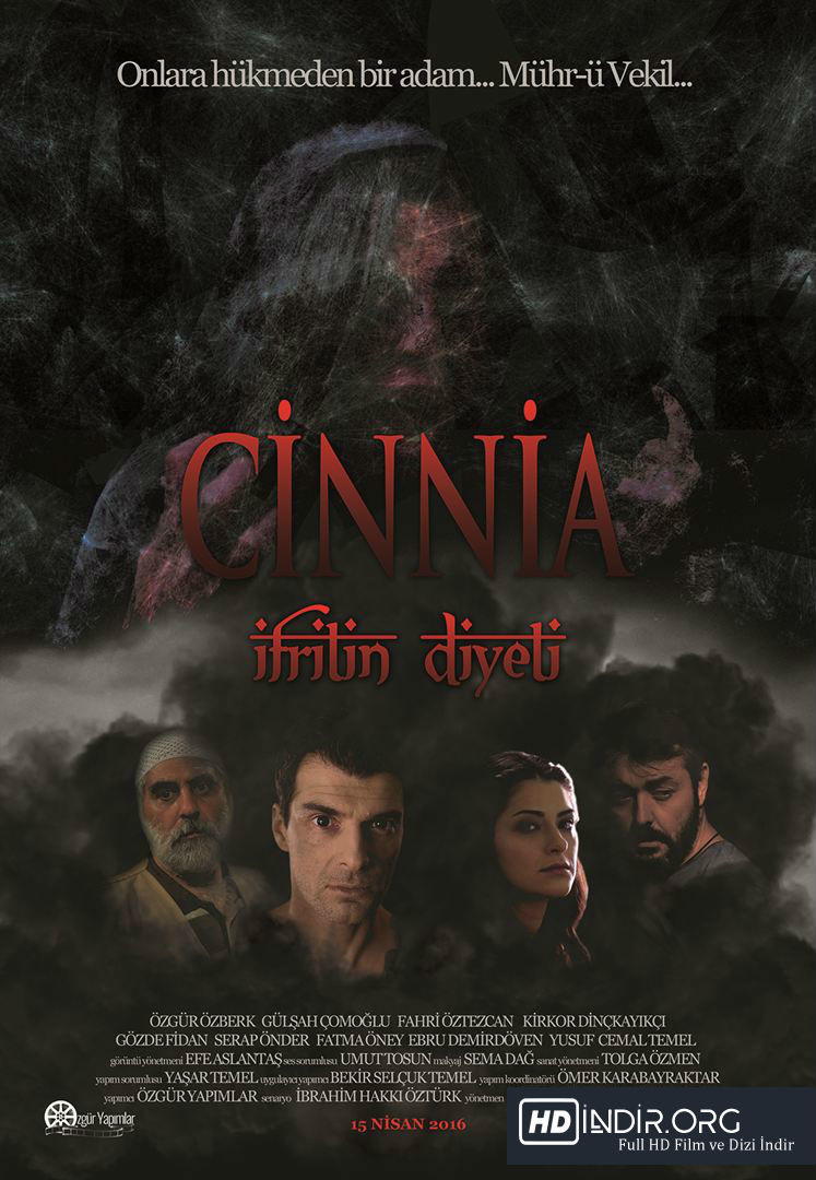 Cinnia:Ifritin Diyeti indir (2016) Yerli Film Full HD İndir