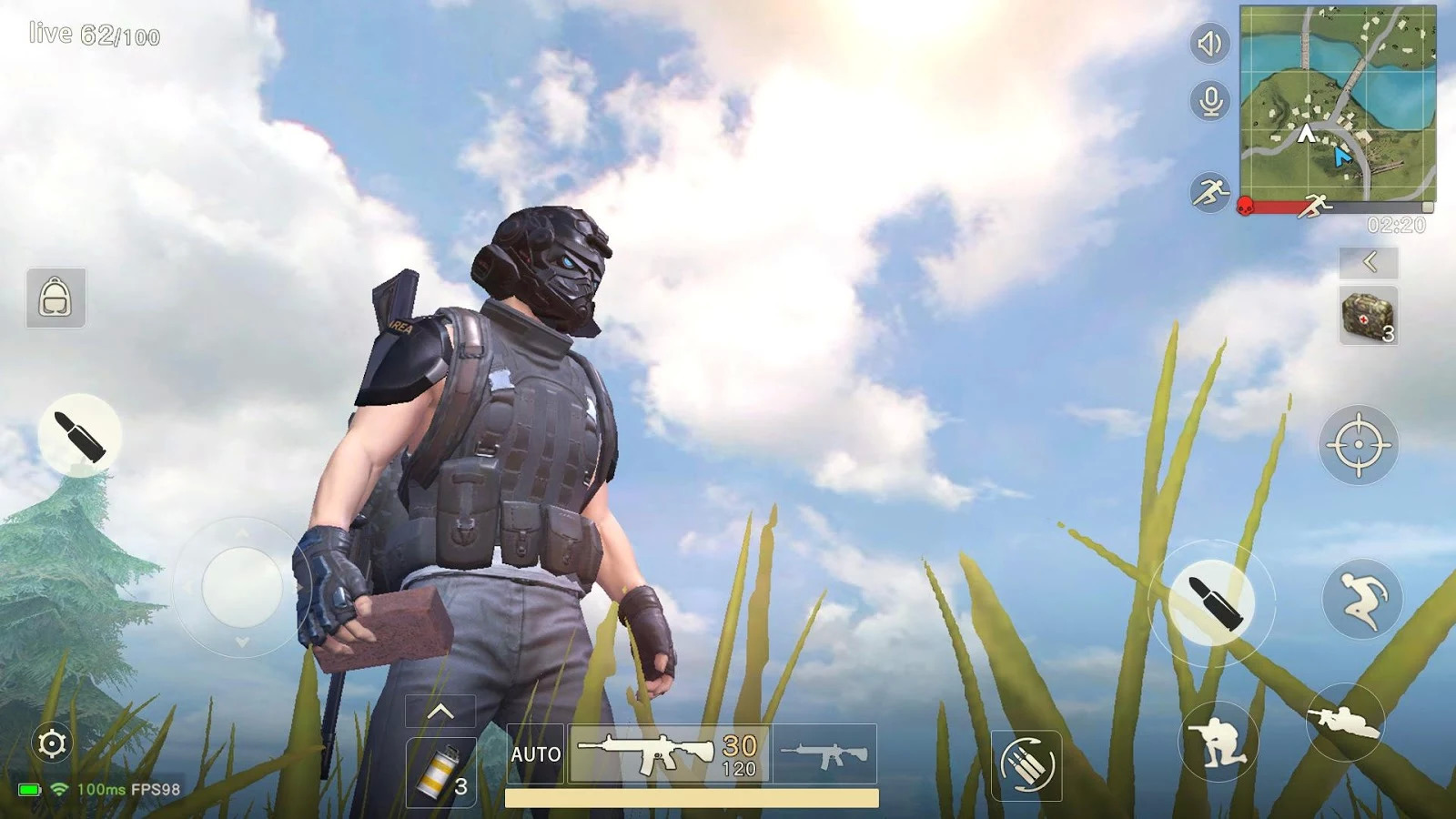 Knives Out Android Oyun