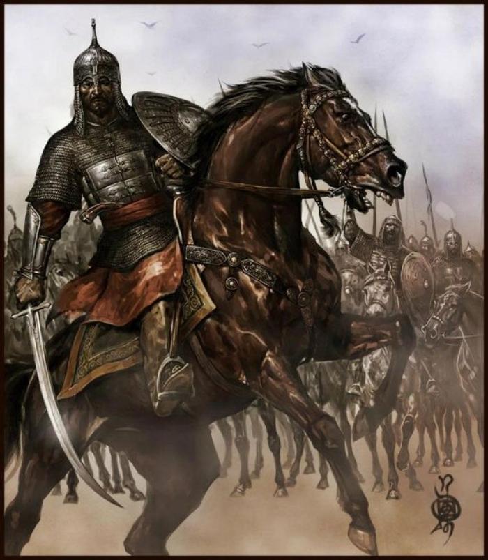 Великие огузы: от древних времен до средних веков