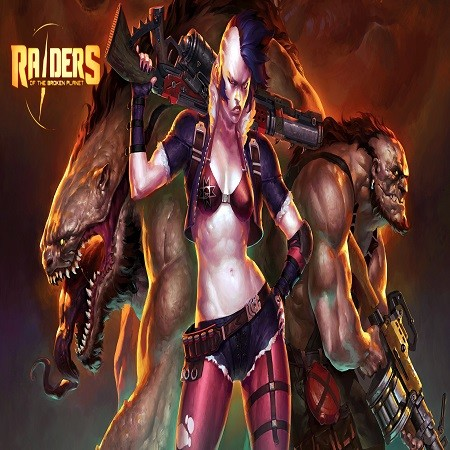Raiders of the Broken Planet Wardog Fury – PLAZA