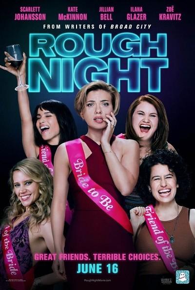 Kızlar Gecesi – Rough Night 2017 (BRRip – m1080p) Türkçe Dublaj indir