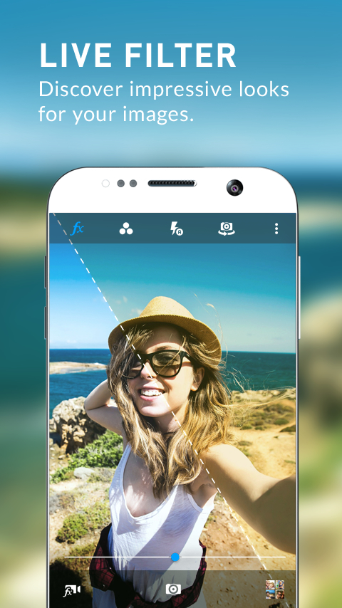 Camera MX - Photo, Video, GIF Camera & Editor Apk