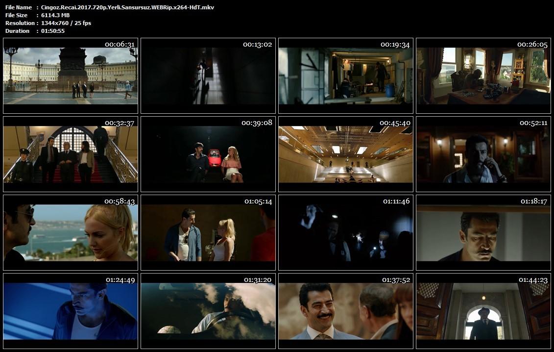Cingöz Recai 2017 Filmi İndir