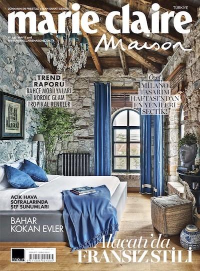 Marie Claire Maison Mayıs 2018