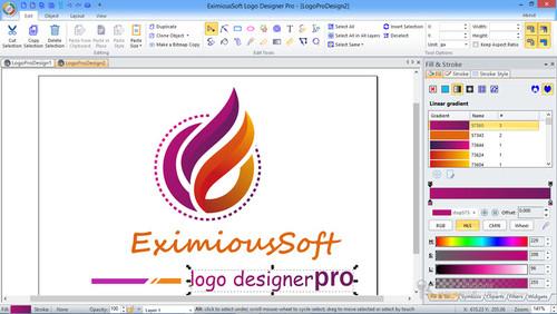 EximiousSoft Logo Designer Pro 3.03 Full İndir