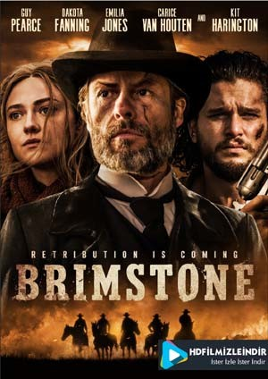 Cehennem - Brimstone (2017) Türkçe Altyazı İzle İndir Full HD 1080p Tek Parça