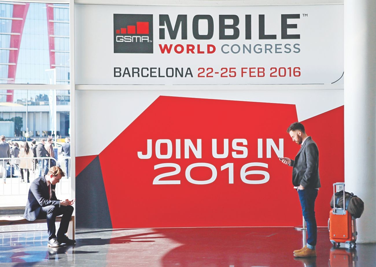 Mobil Dünya Kongresi 2016 Başlıyor