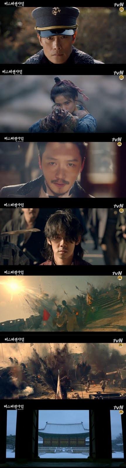 Mr. Sunshine'ın Fragmanı Çıktı: Yoo Yeon Seok Yükselişte! /// 16 Şubat 2018