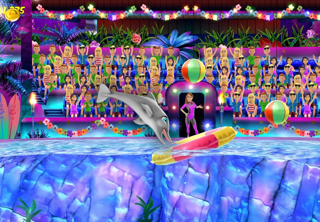 My Dolphin Show Apk Oyun