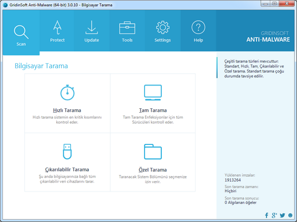 GridinSoft Anti-Malware 3.1.28 - Full