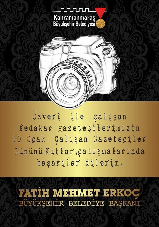 Gazeteciler Günü Dikey