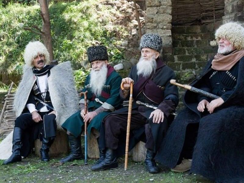 Чеченцы один из древних народов мира