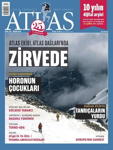 Atlas Nisan 2018
