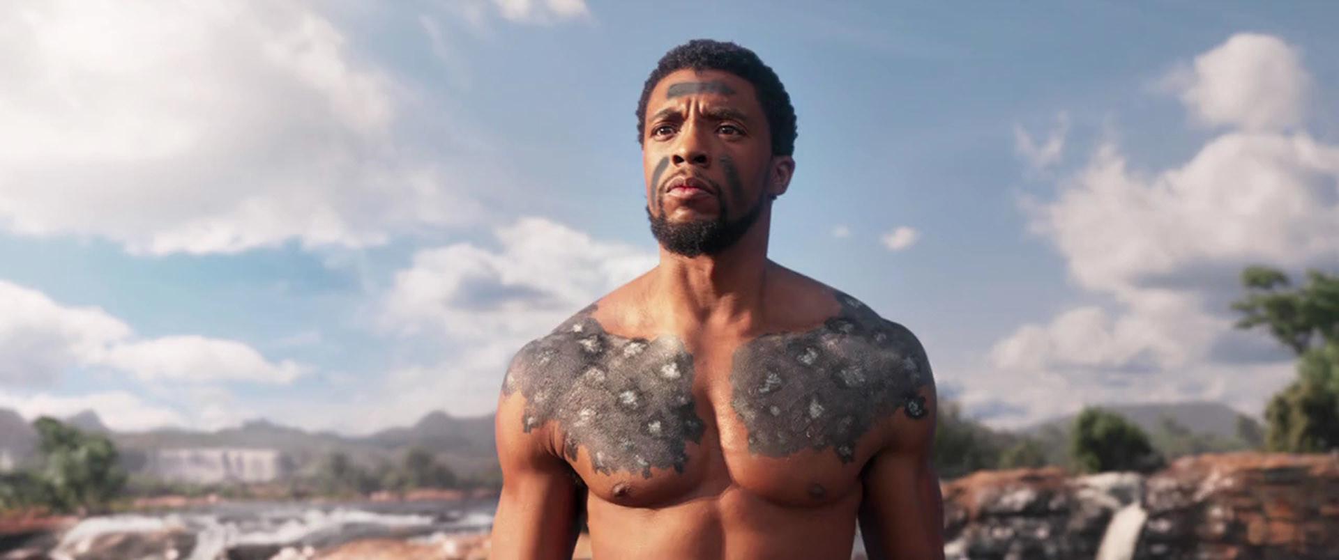 Black Panther 2018 Filmi Kotasız indir Ekran Görüntüsü 1