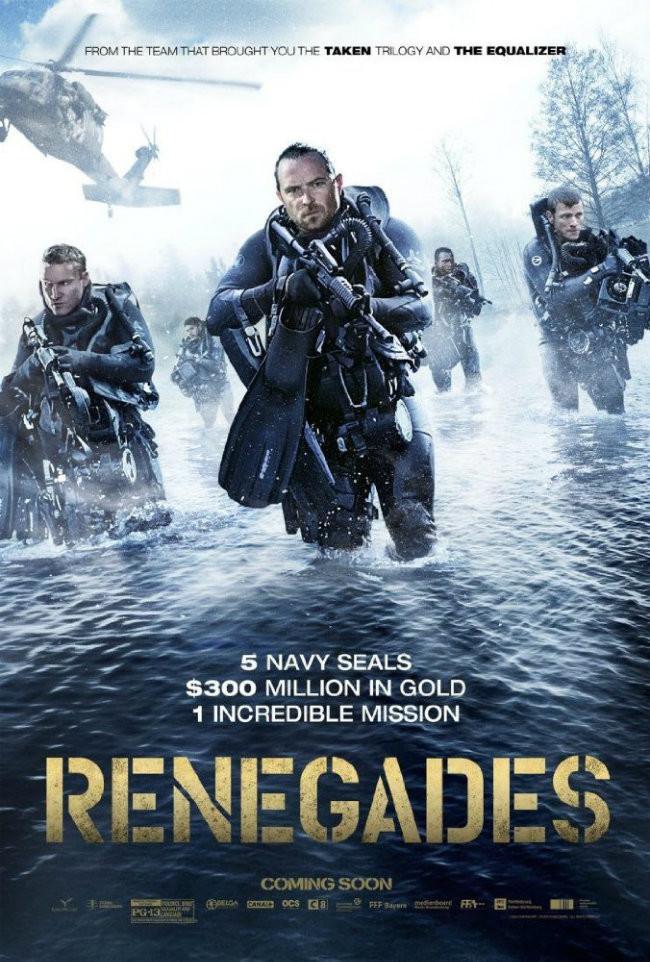 Renegades 2017 izle