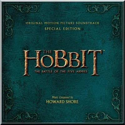 The Hobbit The Battle Of The Five Armies Soundtrack   2CD  MP3 Albüm