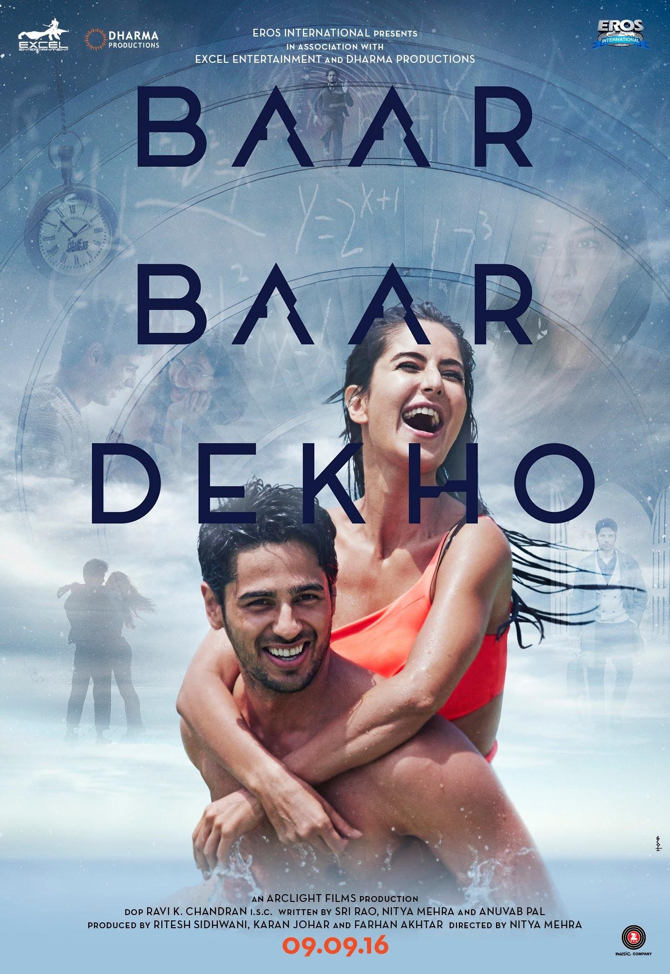 Baar Baar Dekho / 2016 / Hindistan / Online Film İzle