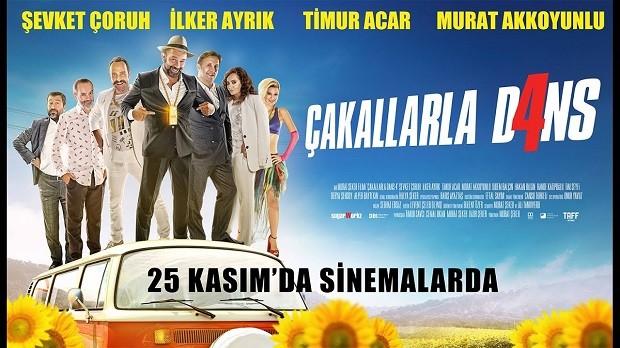Çakallarla Dans 4 2016 DVD-5 Yerli Film – indir