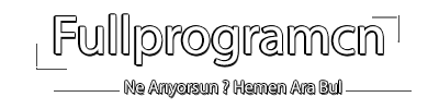 FullProgramcn Full Oyun Ve Full Program Arşivi