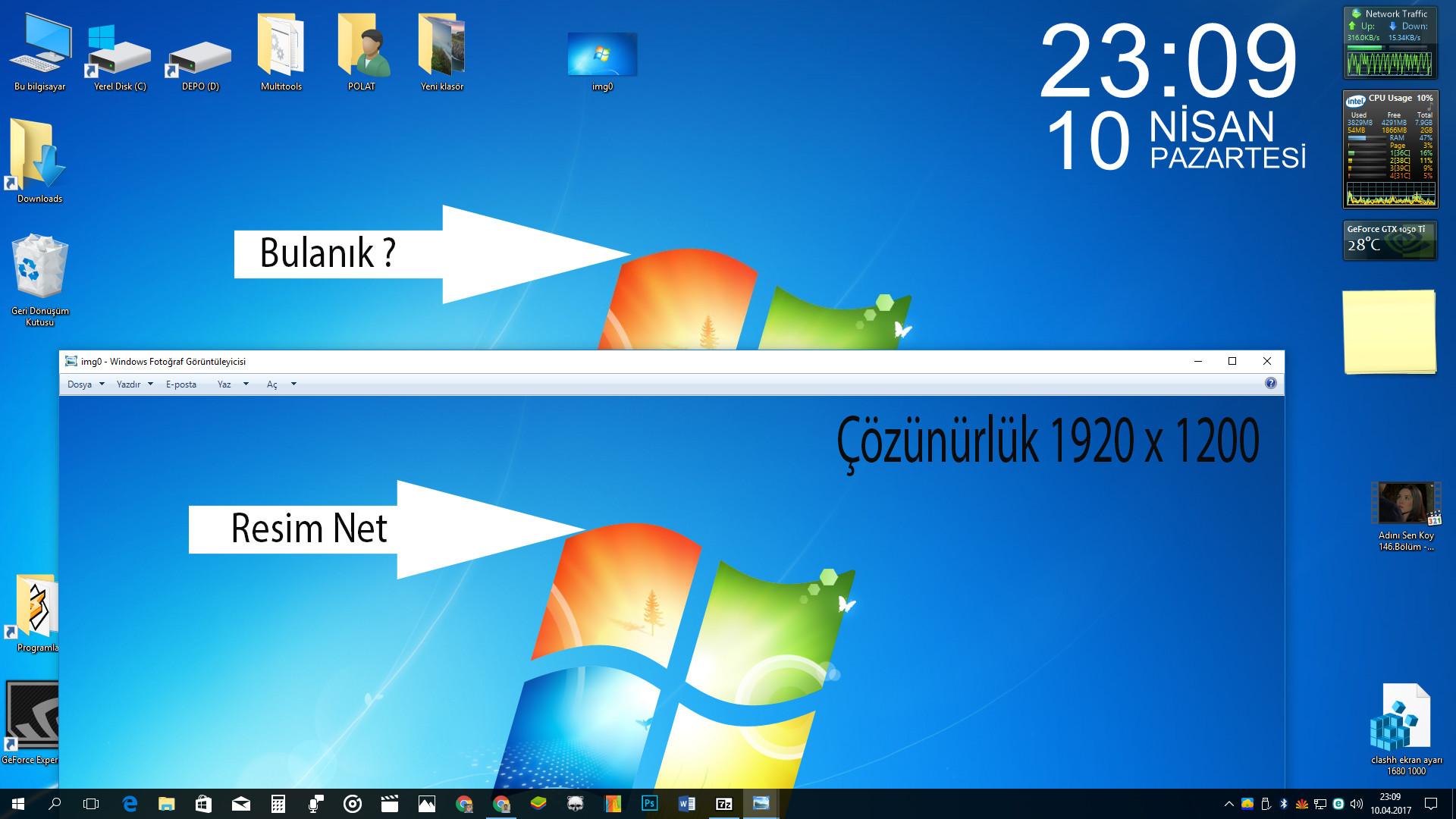 Windows 10 Bulanık Arkaplan Sorunu Technopat Sosyal