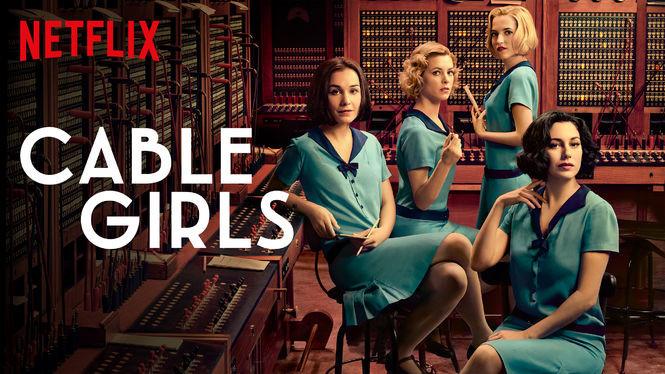 Cable Girls Turkce Dublaj izle