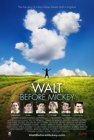 Walt Before Mickey | 2015 | BRRip XviD | Türkçe Dublaj