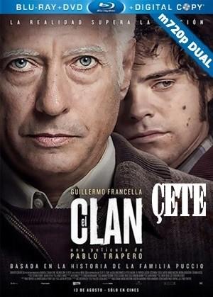 Çete - The Clan | 2015 | m720p Mkv | DUAL TR-EN Tek Link indir