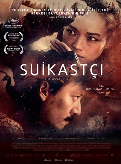 Suikastçi | The Assassin | Nie yin niang | 2015 | BRRip XviD | Türkçe Dublaj
