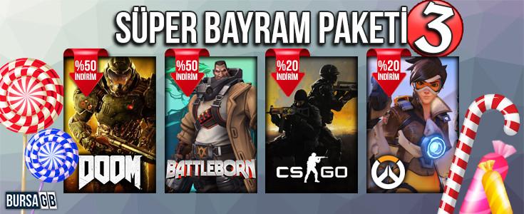 BursaGB 'den Süper Bayram Paketi 3