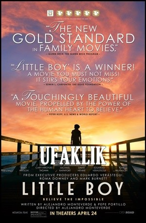 Ufaklık - Little Boy 2015 BluRay DuaL TR-EN - Tek Link indir