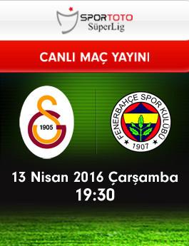 Galatasaray – Fenerbahçe Canlı İzle – indir