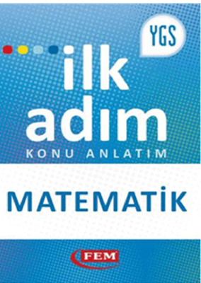 Fem – İlk Adım Matematik YGS PDF indir