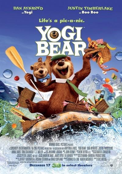 Ayı Yogi - Yogi Bear 2010 BRRip XviD Türkçe Dublaj - Tek Link