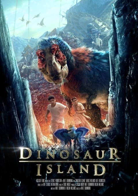 Dinazor Adası - Dinosaur Island (2014) - türkçe dublaj film indir