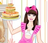Garson Barbie Oyunu
