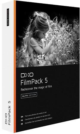 DxO FilmPack Elite 5.5.13 Build 558 (x64) | Full İndir