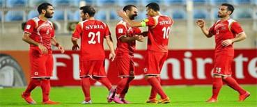 Suriye, Dünya Kupası'na çok yakın!
