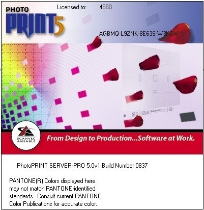 PhotoPrint V5 Program Şifresi