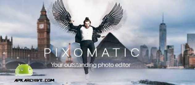 Pixomatic Photo Editor Premium v2.1.5 APK Full İndir