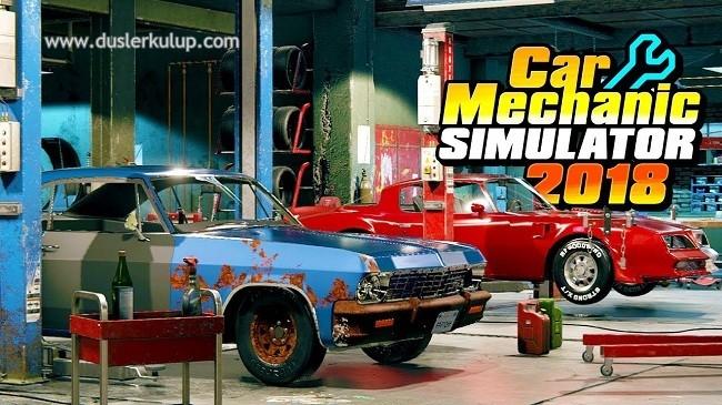 car mechanic simulator 2018 oyunu indir