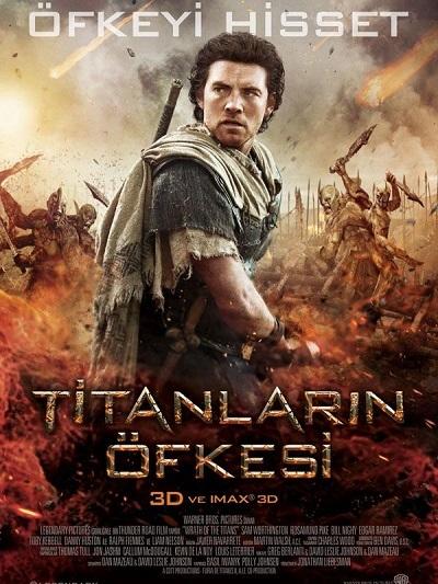 Titanların Öfkesi  - Wrath of the Titans 2012 1080p BRRip x264 Türkçe Dublaj - Tek Link
