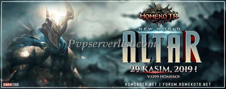 HomekoTR – Homeko Server