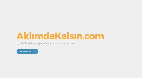 AklimdaKalsin.com
