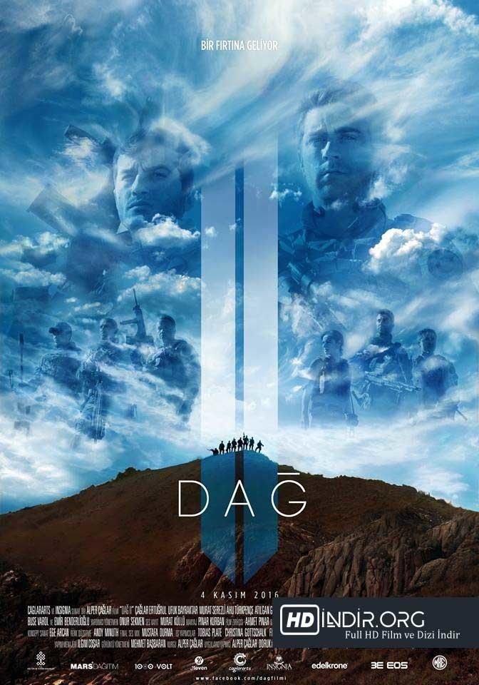 Dağ 2 (2016) Yerli Film HD İndir