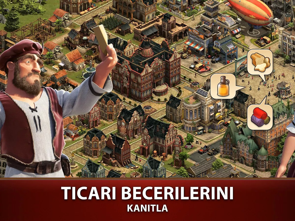 Forge of Empires Android