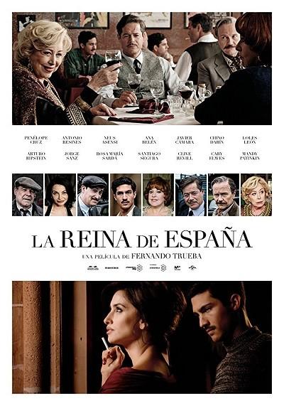 İspanyol Kraliçesi – The Queen of Spain 2016 (BDRip – m1080p) Türkçe Dublaj indir