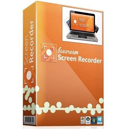 Icecream Screen Recorder Pro 5.09 Full İndir Türkçe